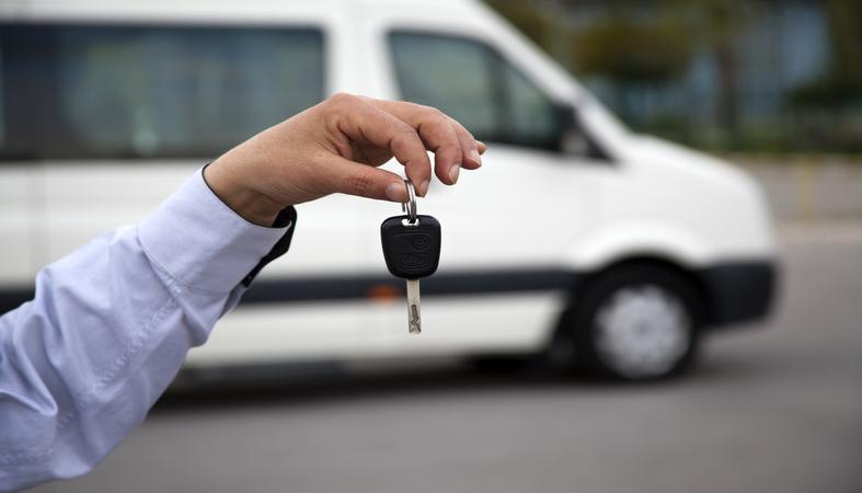 Buying a used van
