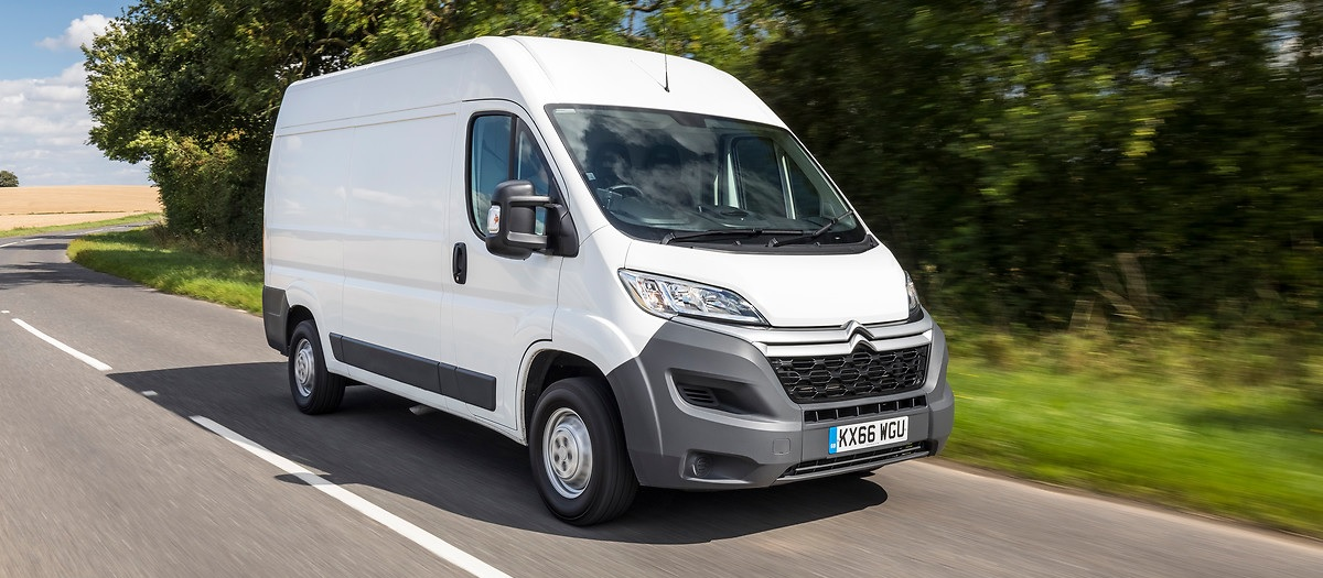 a200d2f822d82d New Citroen Relay Vans