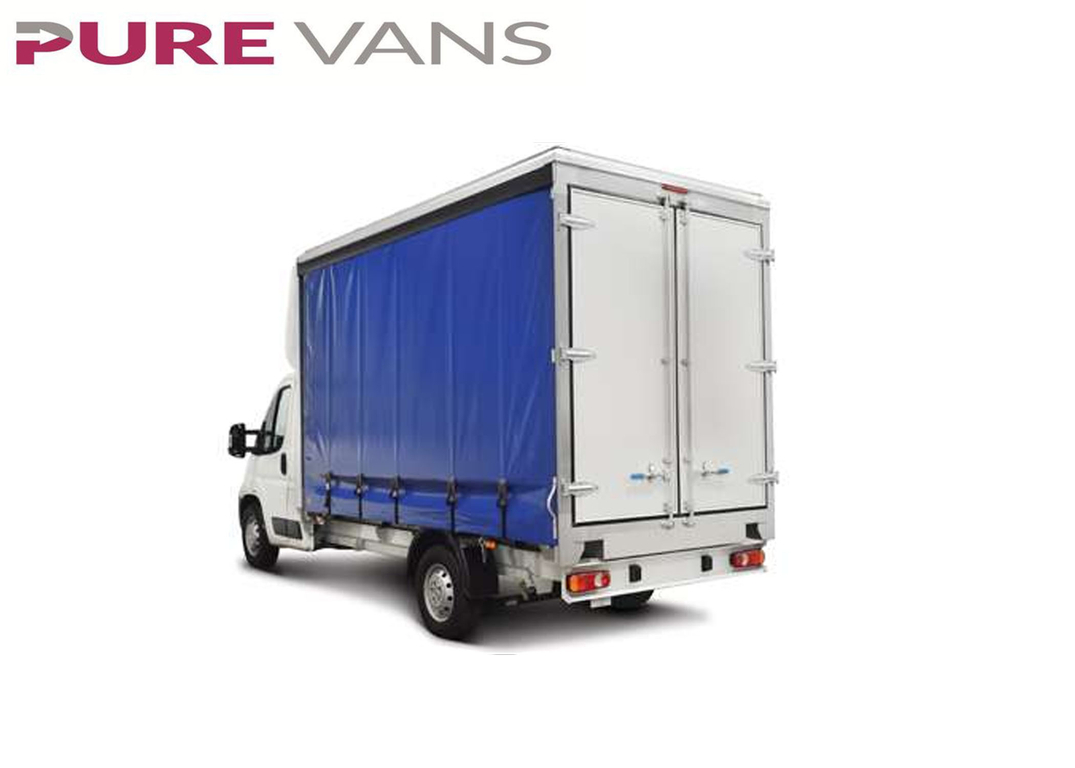 CITROEN RELAY L3 160PS CURTAIN SIDE back view.jpg