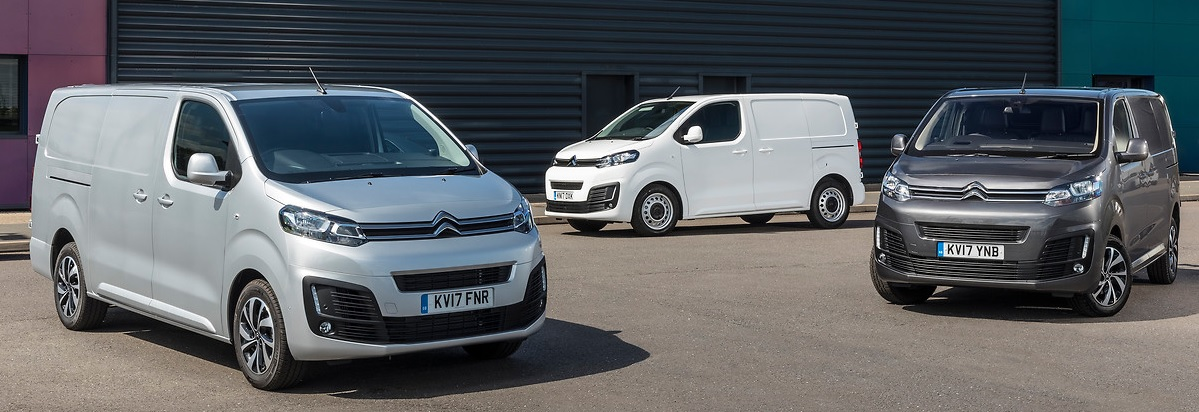 Citroen Dispatch Enterprise Plus Vans